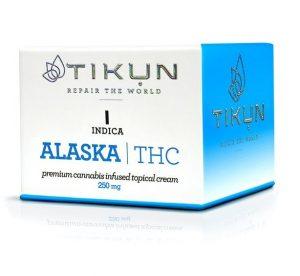 Alaska High-THC UK Topical 250mg (50ml)